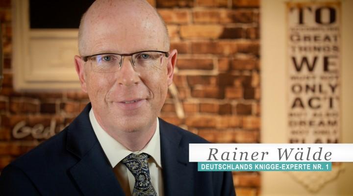 Business Blog von Rainer Wälde